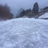 Fortsatt fin is i Bordalen